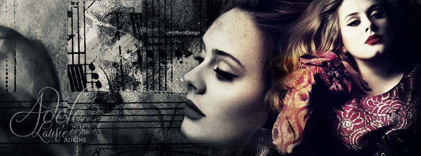 Adele Laurie Blue Adkins By UmutTuralDesign