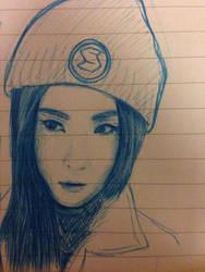 Dara :) by Wild-SnowLeopard