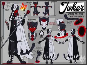 Joker | Ref Sheet