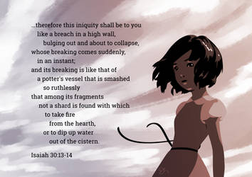 Isaiah 30:13-14