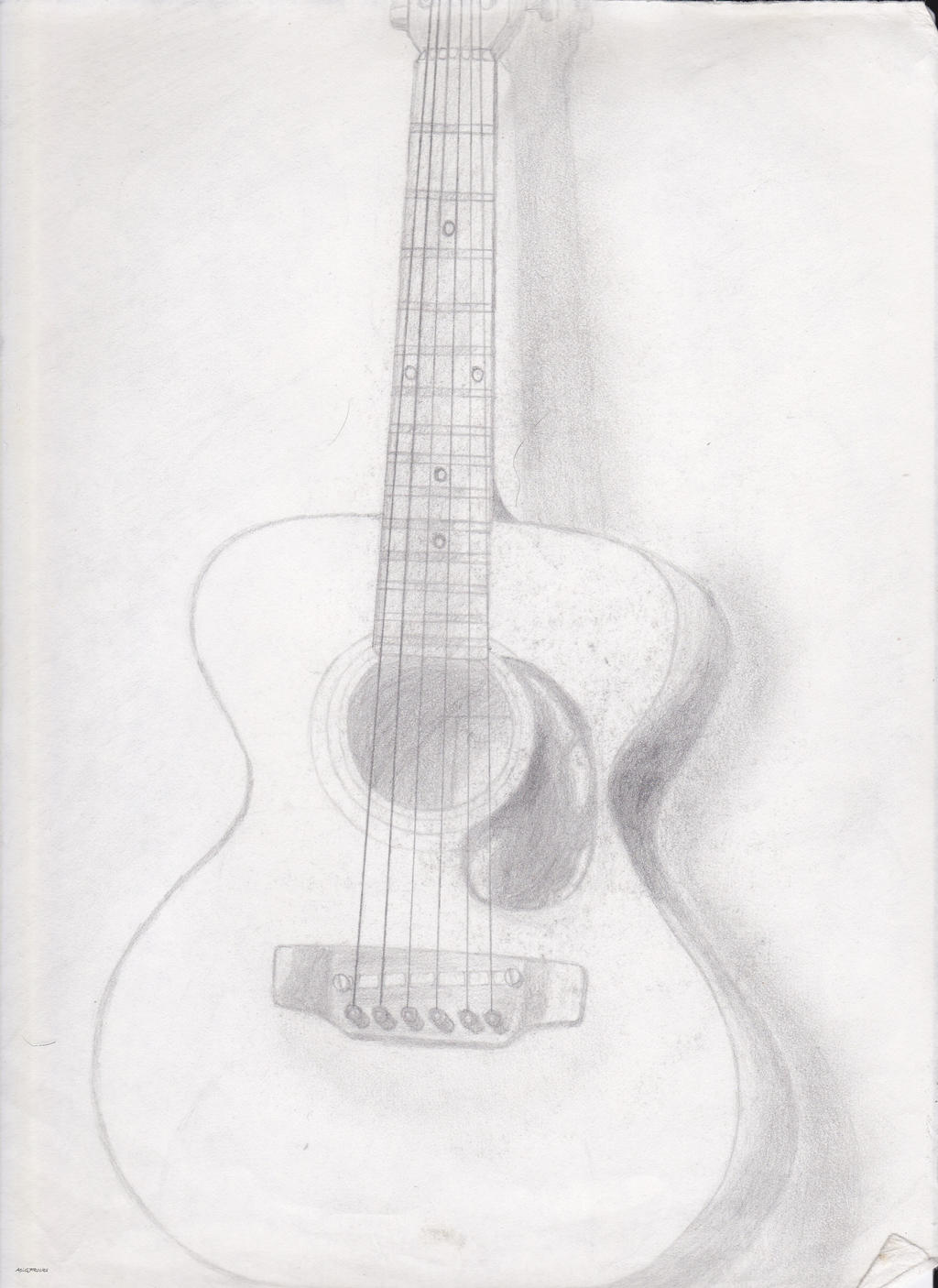 My Acoustic Guitar by AplG7 on DeviantArt