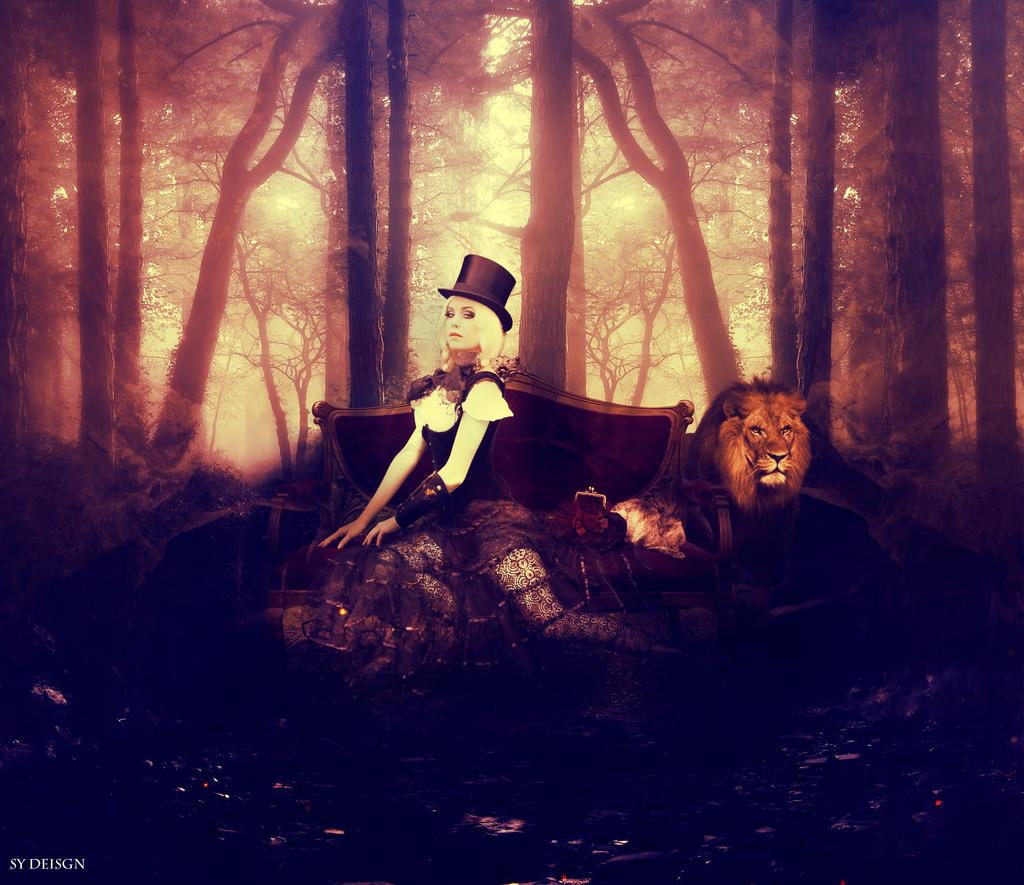 Dark forest by youlakou