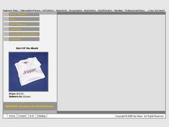Layout Design-Narwear.com