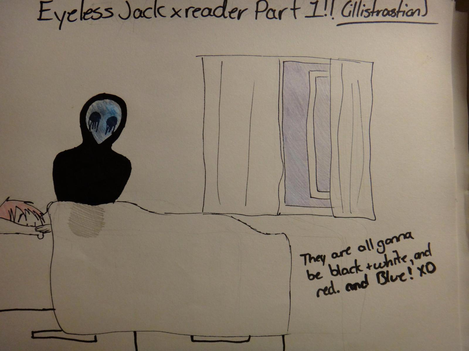 Eyeless X Reader Part By Scstories Deviantart – Dibujos Para Colorear