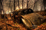 HDR Rust Bucket 2 by Nebey