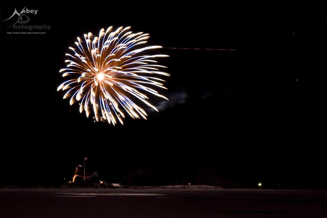 Bon Soo Fireworks 2010 7 by Nebey