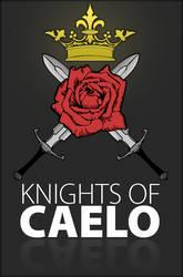 Knights of Caelo Guild Wars 2 logo by LukeeeeBennett