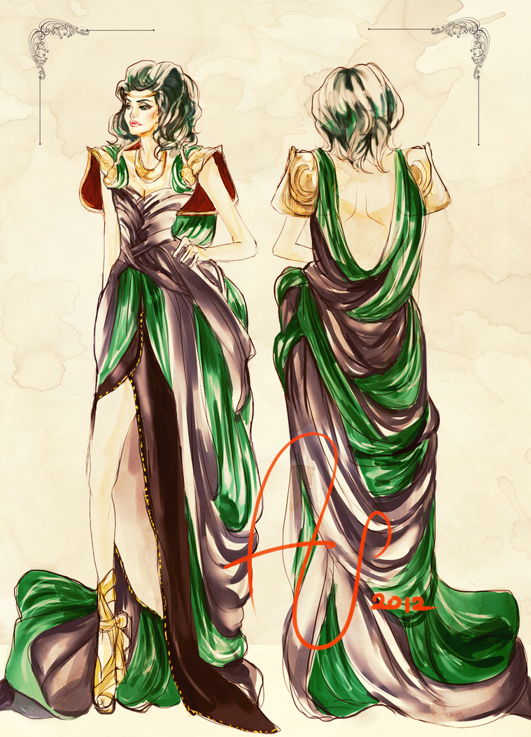avengers: loki ii by vivalalixi