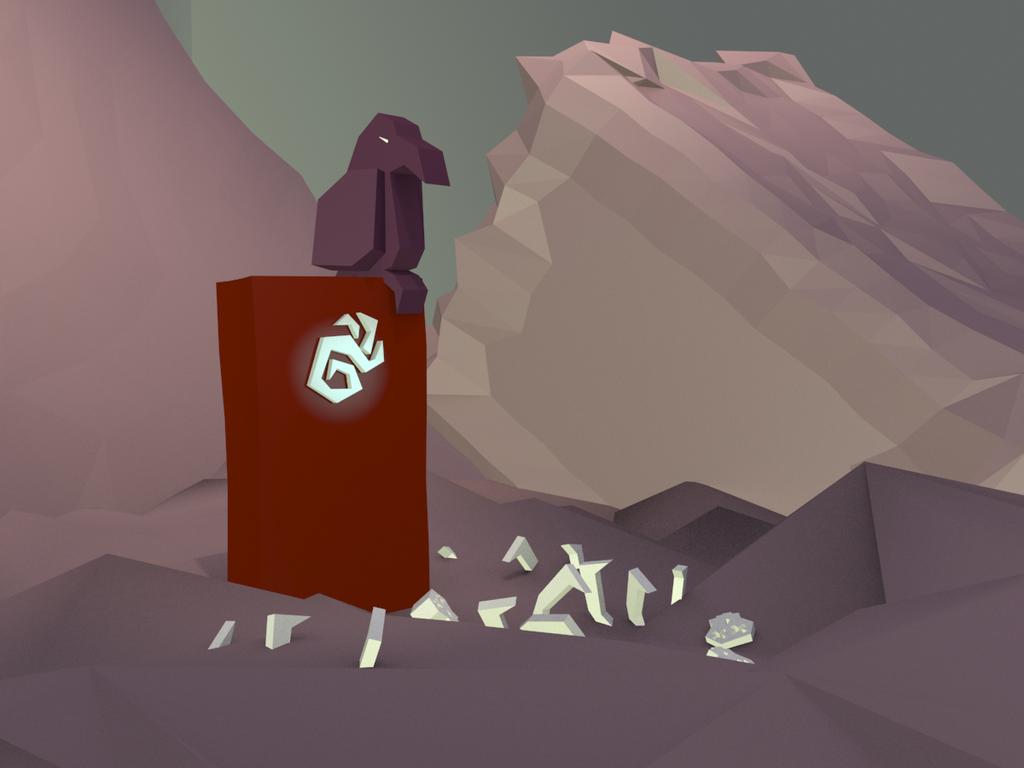 Runestone concept 08okt2015 by VanoNTP