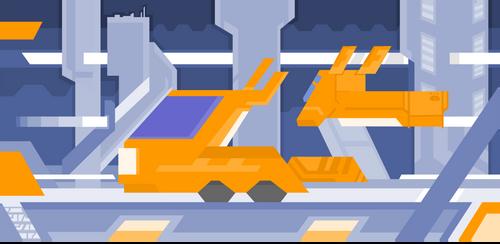 Future city 2221
