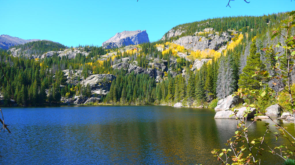Bear Lake II, Rocky Mountain National Park by PamplemousseCeil