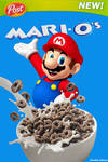 Mari-O's Cereal