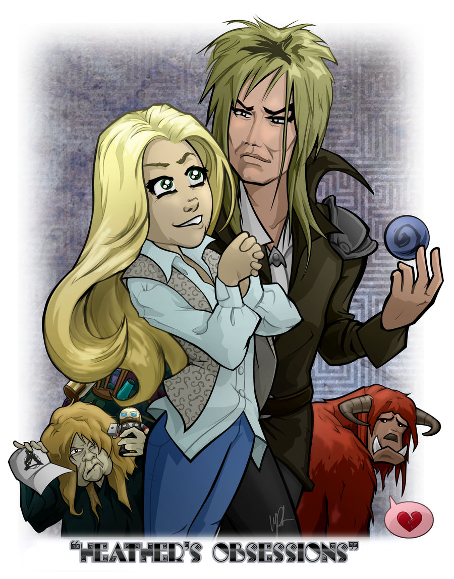 Labyrinth: Heather's Obsessions