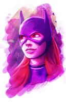 Batgirl by Formidabler