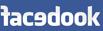 facebook invert logo by Marcosrstone