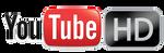 YouTube HD Logo by Marcosrstone