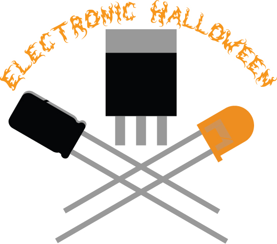 "Electronic Halloween Decorations: CONTEST: Make An ""Electronic Halloween"" Graphic"
