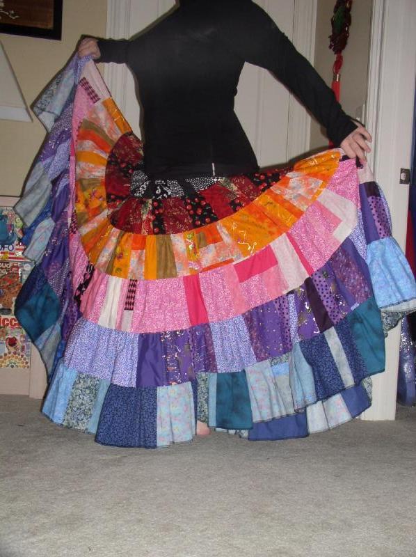 Skirt O' DOOM by DietCokeFiend