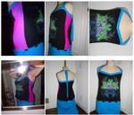 M.S.I. Halter Dress