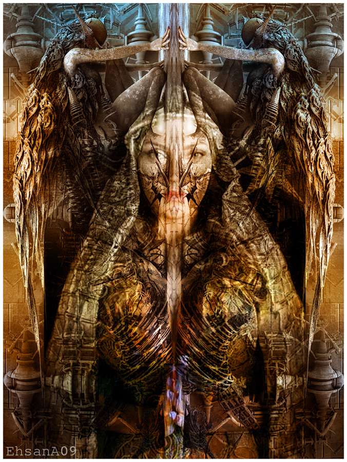 Madonna 3K by EhsanA