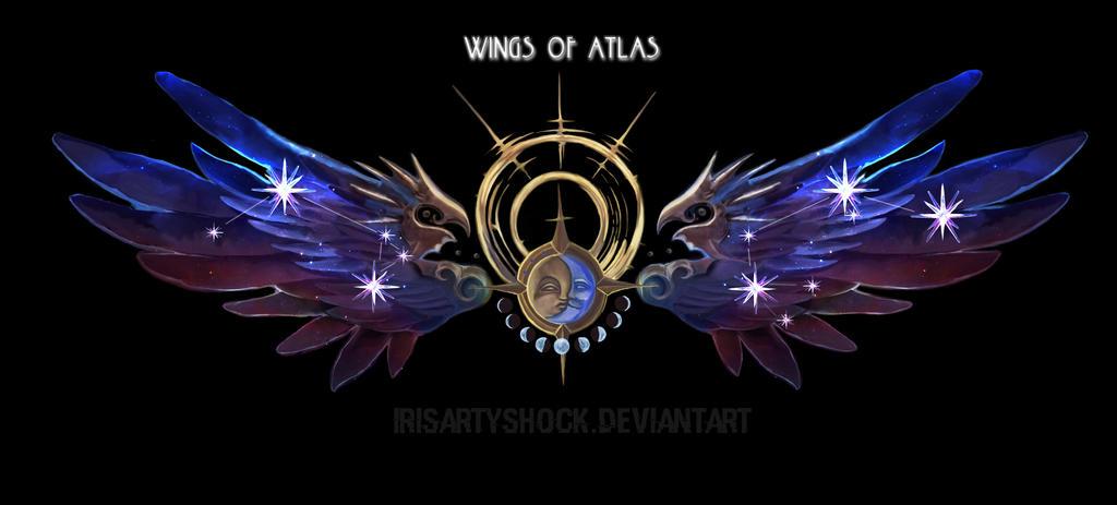 Wings of Atlas by IrisArtyShock