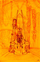 Sadrazam of the time by AKK-STUDIO