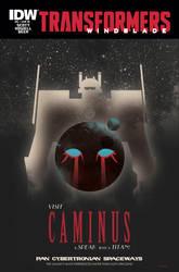 Transformers Windblade #5 RI Cover!