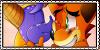Cryro Stamp by FoxyTthePirateFoxGir
