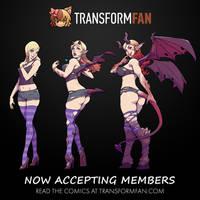 Transform Fan Goes Live! by transform-fan-comics