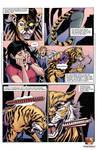 Three-ring Circus Tiger Transformation