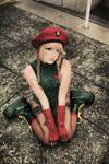 Street Fighter Cammy Cosplay Wondercon 2010, Pic4