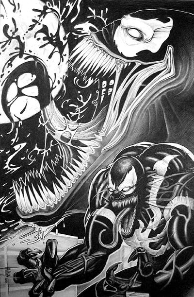 Venom by GraphixRob