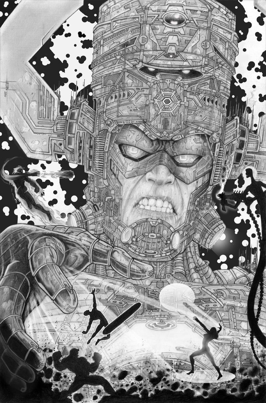 Galactus the Devourer by GraphixRob