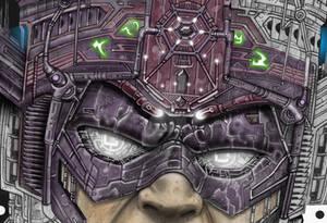 Galactus close-up