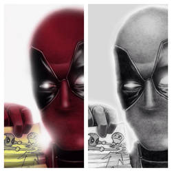Deadpool! by GraphixRob