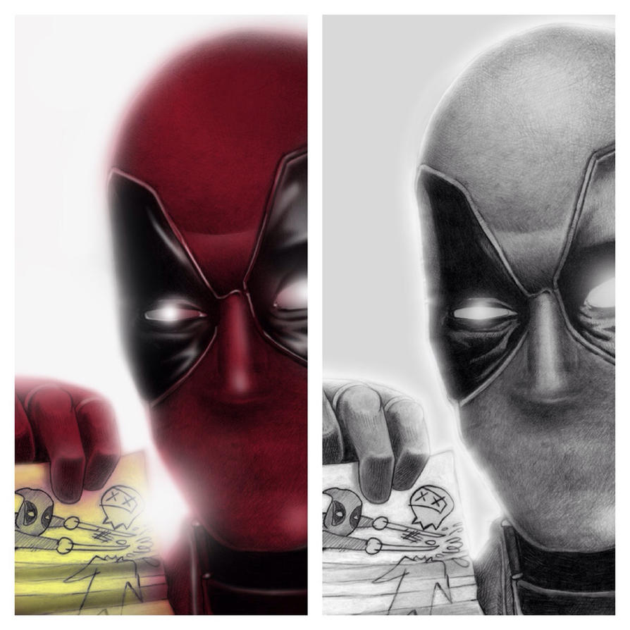 Deadpool! by GraphixRob