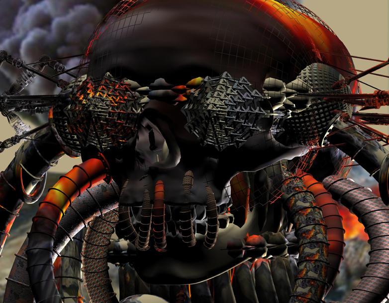 Vic Warhead by GraphixRob