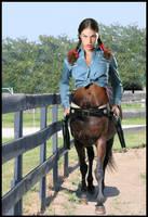 Western Centaur by Nightskymun