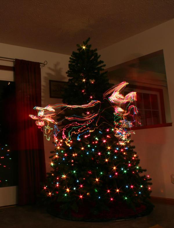 taking down the christmas tree by nightskymun on deviantart. Black Bedroom Furniture Sets. Home Design Ideas
