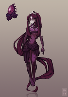 Egg Adoptable - Welcome to the void by ArtByZephra