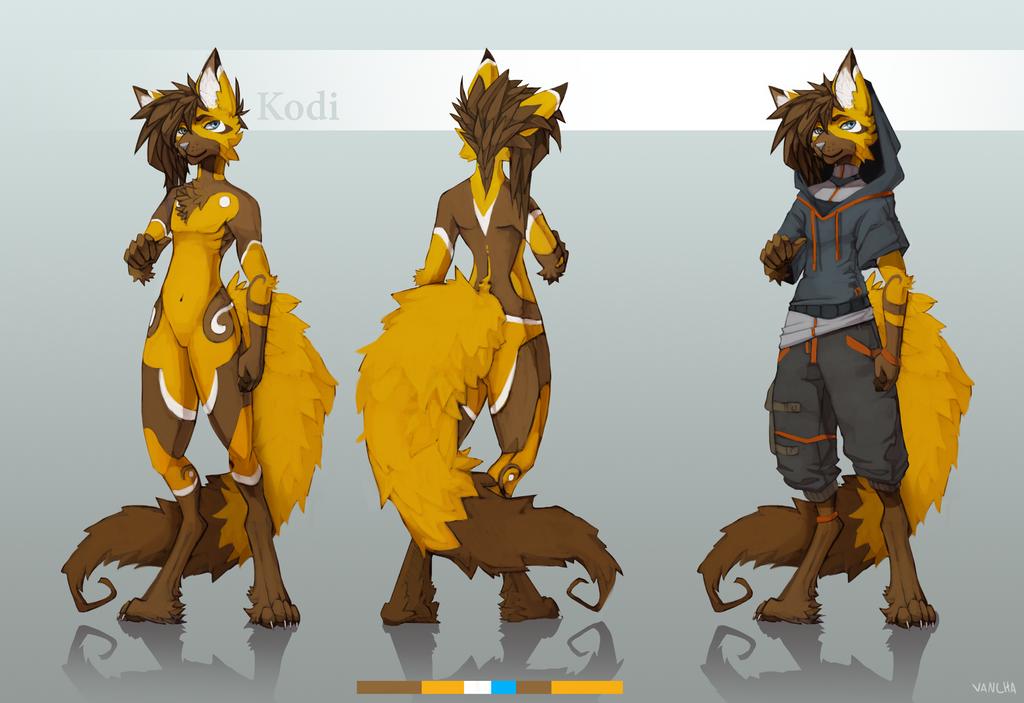 Kodi Ref by VanchaMarl