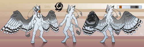 Custom Reference - Shu by ArtByZephra