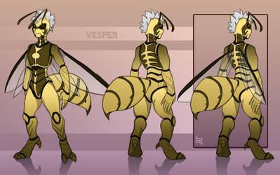 Custom Reference - Vesper by ArtByZephra