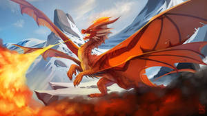 Wing-it - Mountain Dragon