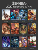 Zephra - Art Summary 2020