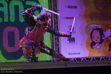Nathan Algren - The Last Samurai - Sana 2015 by setcosplay