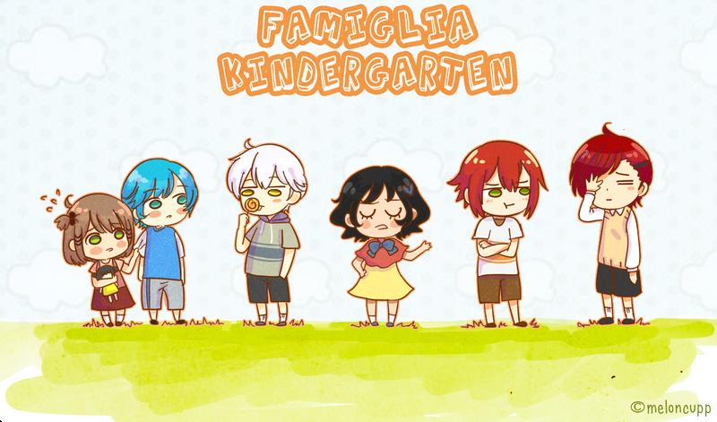 Mafia Babies by meloncupp