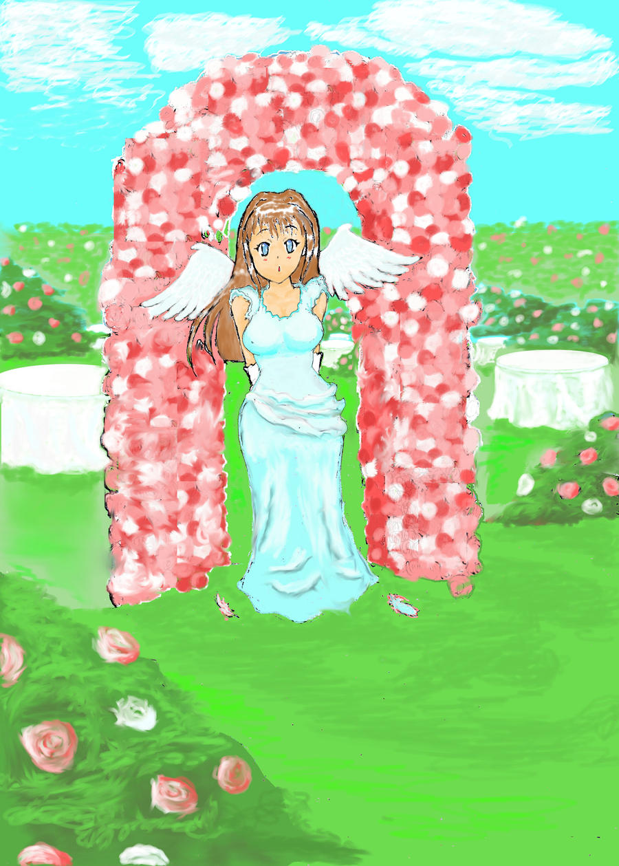 Angel's Garden (Finish) by SmokeyBear93