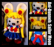 She is the one...Sailor Moon