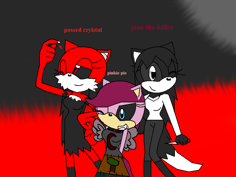 The Killer Girls by caitlinthehedgehog34